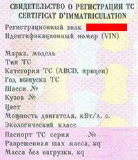 Как узнать какое авто оформленно на меня казахстан